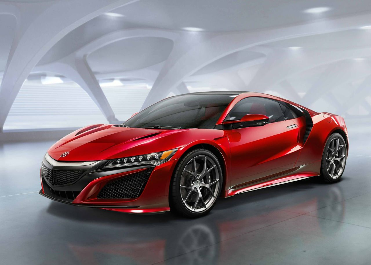 The Highly Aned 2016 Acura Nsx Debuted At Detroit Auto Show Photo Credit