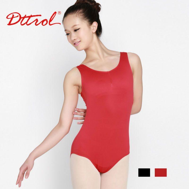 D004852 Dttrol wholesale dance leotards red women girls braces ...