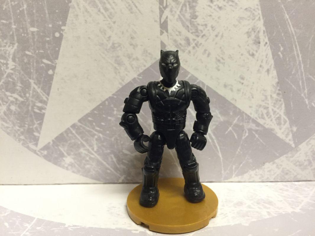 Black Panther (Mega Bloks) Custom Miniature / Figurine