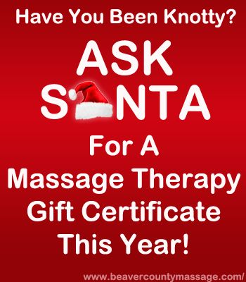 christmas massage images | Russ Medical and Sport Massage Clinic ...