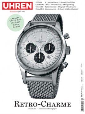 Uhren-Magazin Digital 4/2012