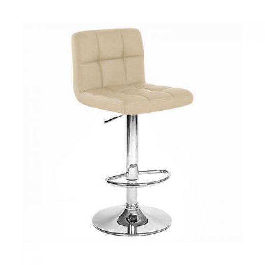 Modern Home Leather Bar Stool Adjule Adjusting Barstool Chair Boris Cream Set Of 4 Kitchen Synthetic Setof4boris Soda China