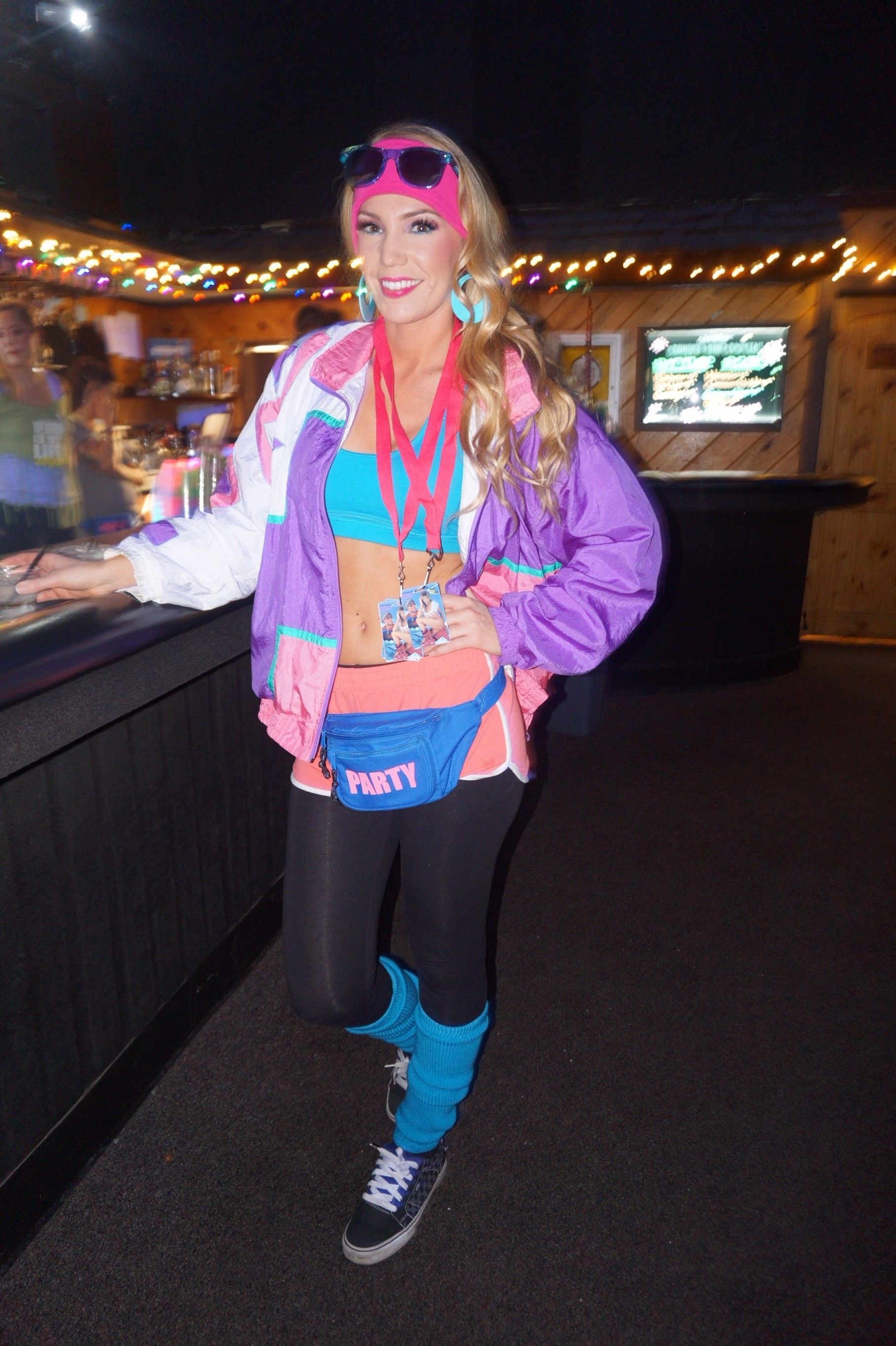 Photo of 80's Ski party #80s #ski #hotdogskibunny #80spartyoutfits 80…