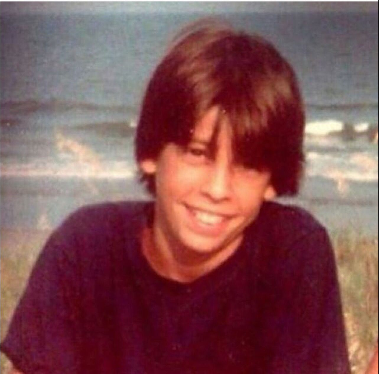 Young Dave Grohl
