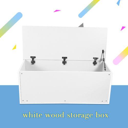 Auflagenbox Gartenbox Truhe Aufbewahrungsbox mit Deckel Holzkiste