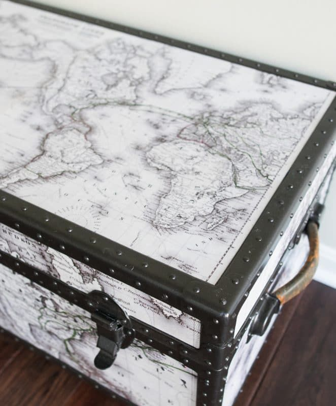 Paint Furniture For A Trash To Treasure Upcycle Military