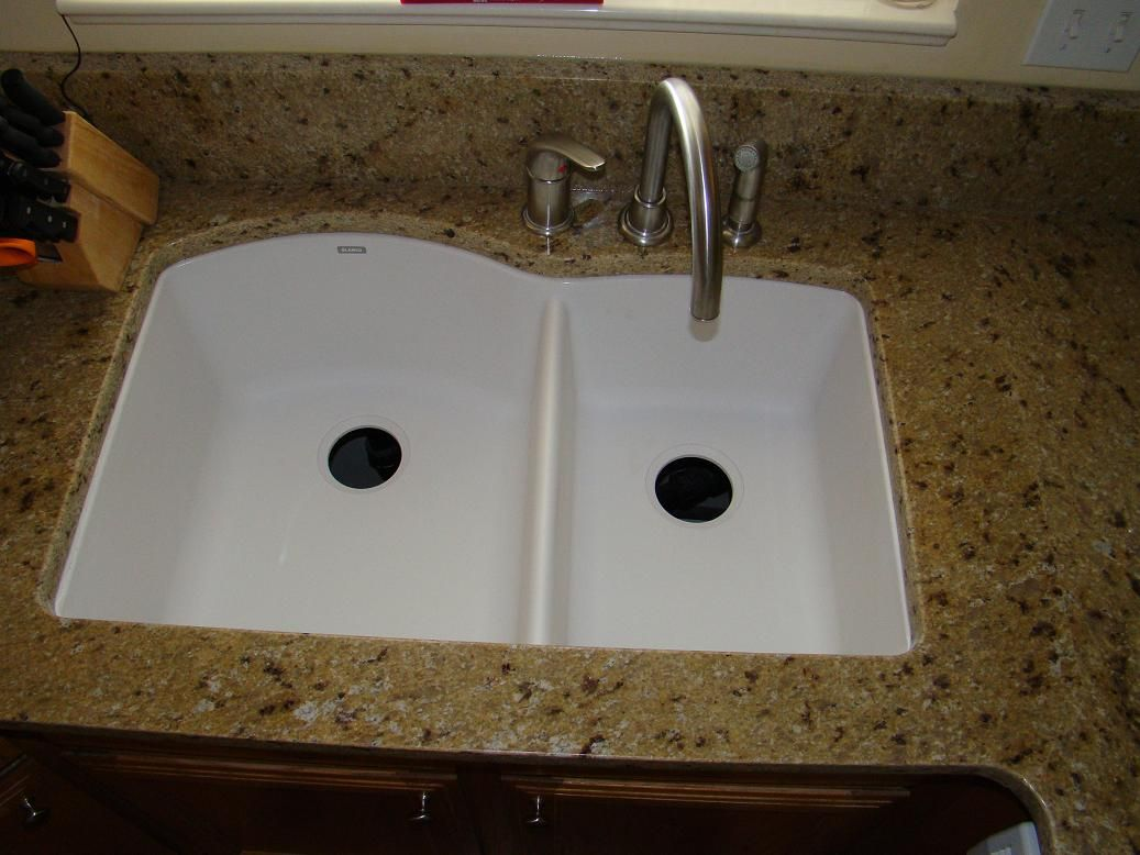 Image of: Awesome Granite Composite Kitchen Sinks | kitchens ...