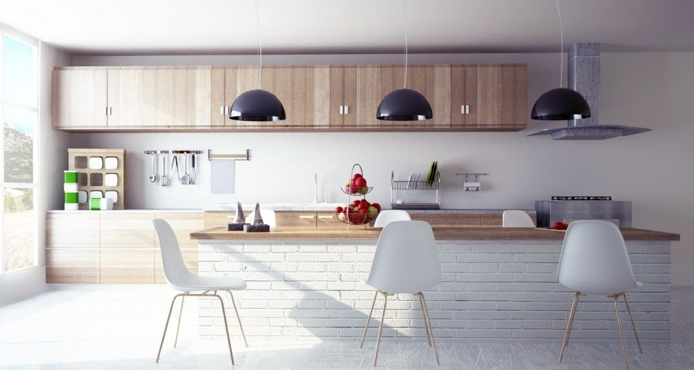 cucina moderna muratura posts tagged natural kitchen interior ...