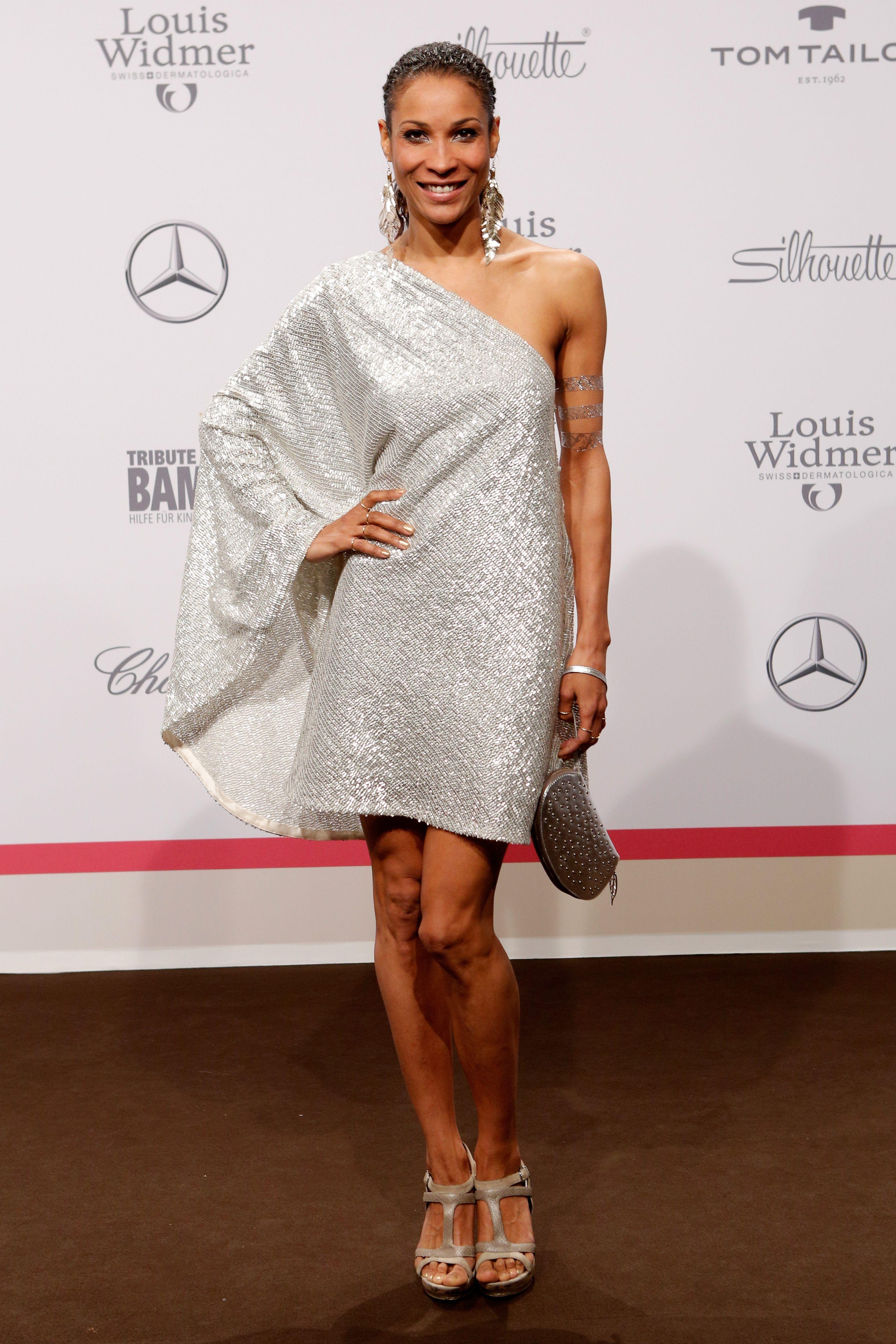 Annabelle Mandeng bei den Tribute to Bambi Awards in Berlin