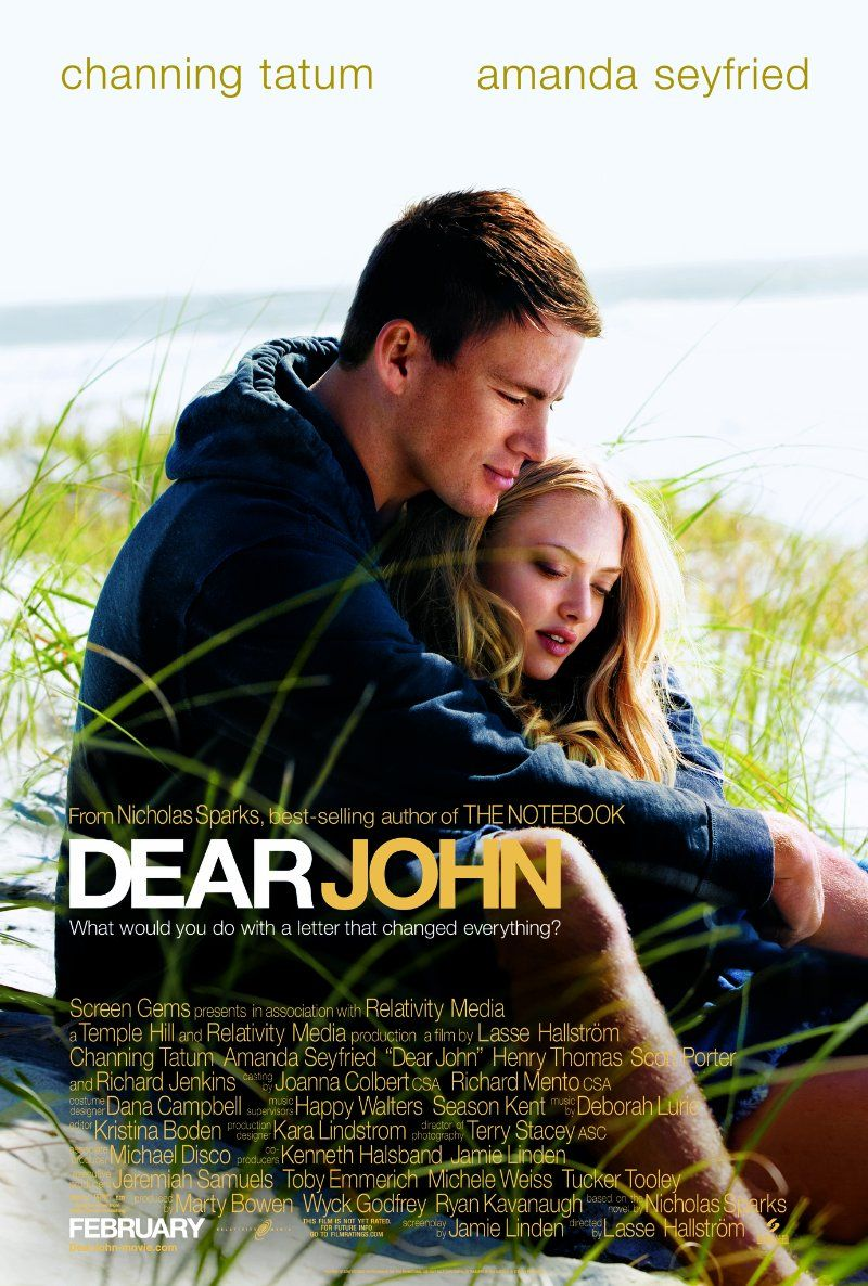dear john from the author of the notebook comes dear john a dear john from the author of the notebook comes dear john a