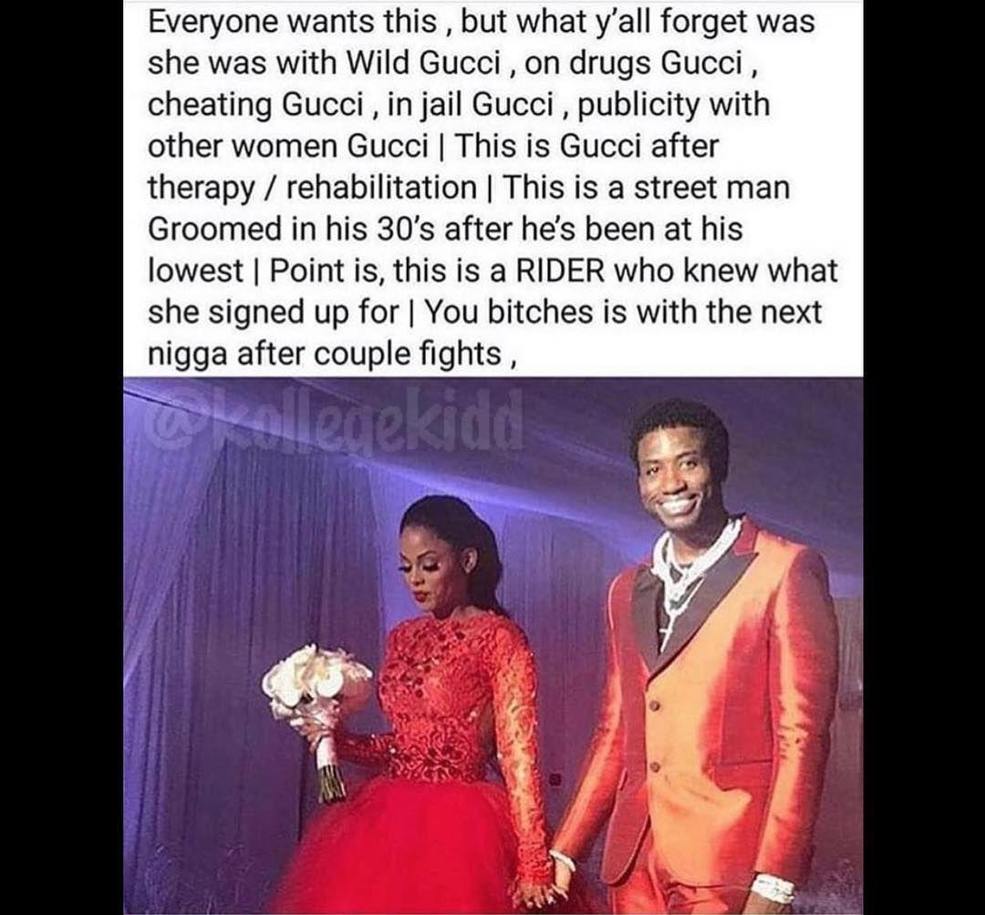 Gucci Mane \u0026 Keyshia Kaoir Thought