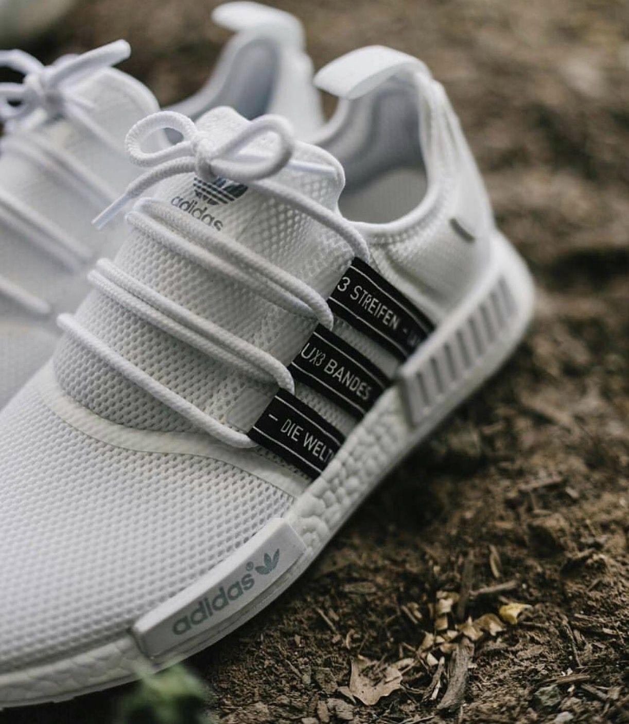 Adidas Custom NMDR1 #adidasclothes