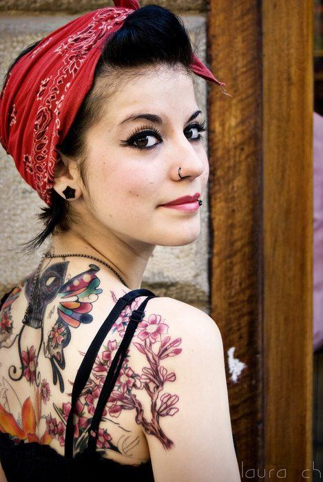 09e93dd83183e rockabilly girl with tattoos | tattoos | Picture tattoos, Tattoos ...