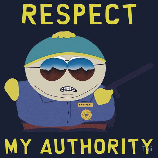 Cartman: Respect My Authority | Video games for kids, Comment memes,  Healthy dinner recipes easy
