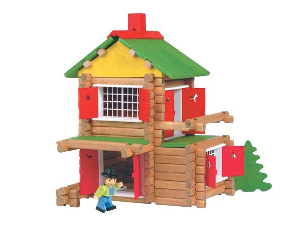 la maison forestire when i was young pinterest - Jeu De Construction De Maison Gratuit
