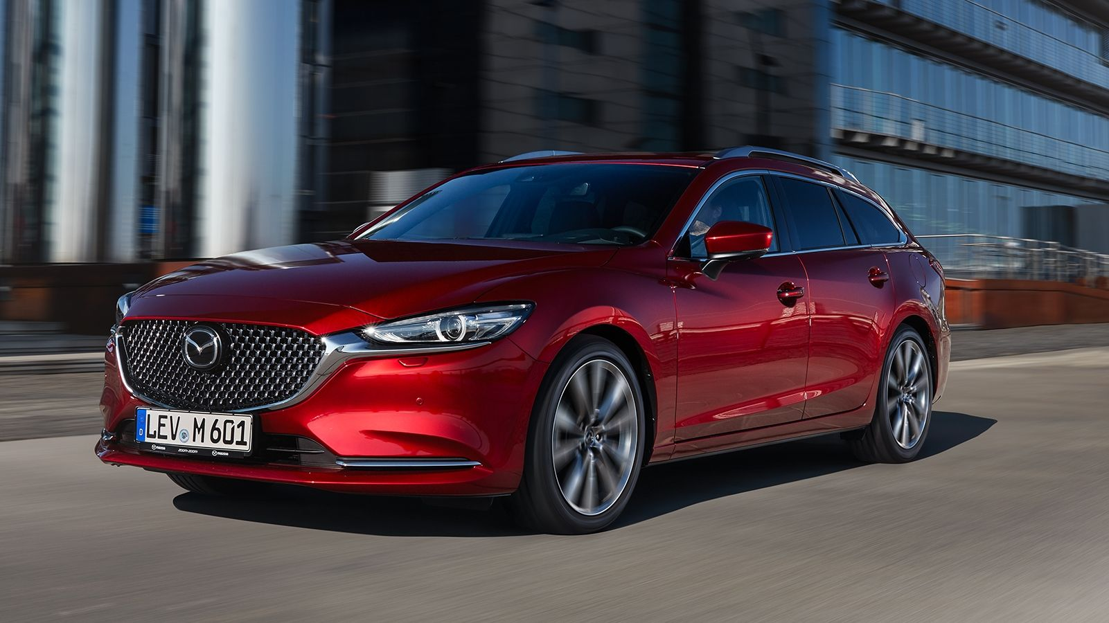 The Mazda6 Wagon Puts The New Mercedes C Class Estate To Shame Top Speed Mazda 6 Wagon New Mercedes C Class Mazda 6 Tourer
