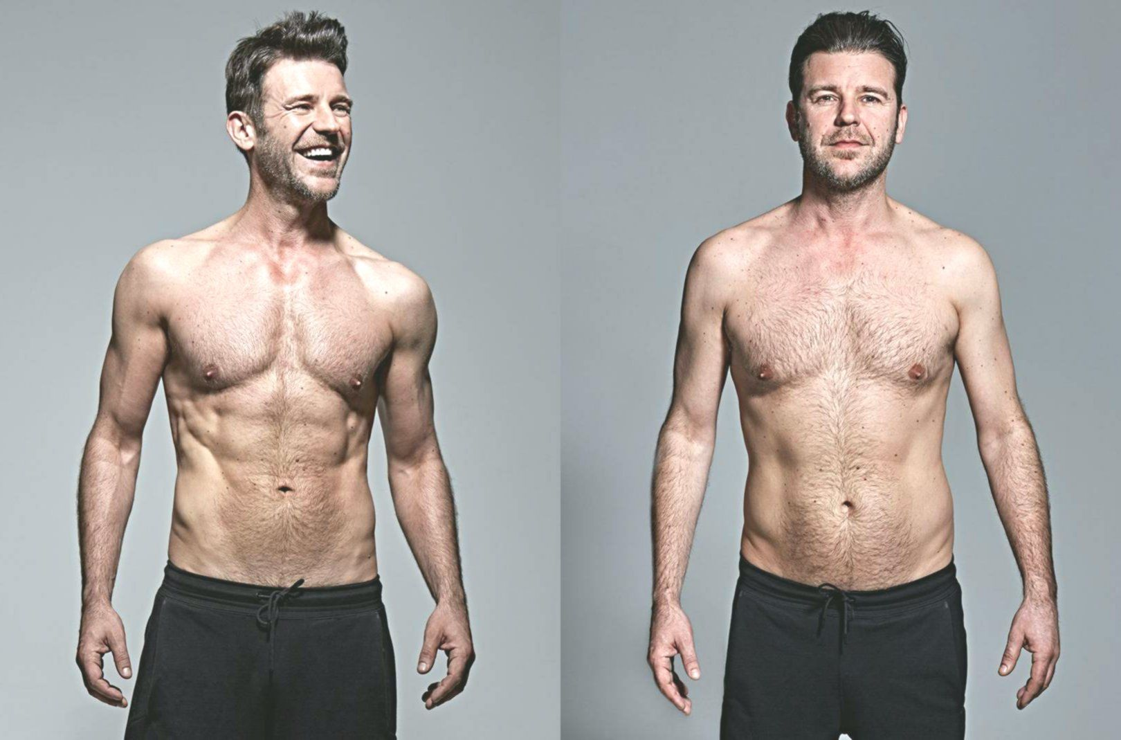 Why Do Women Prefer Bellied Men Over Sixpack Muscular Men Get A Six Pack Ripped Abs Six Pack Abs Workout