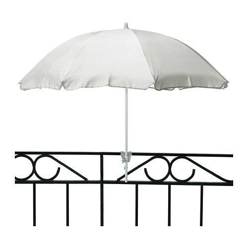 rams parasol wit ikea terras ikea green stripes. Black Bedroom Furniture Sets. Home Design Ideas