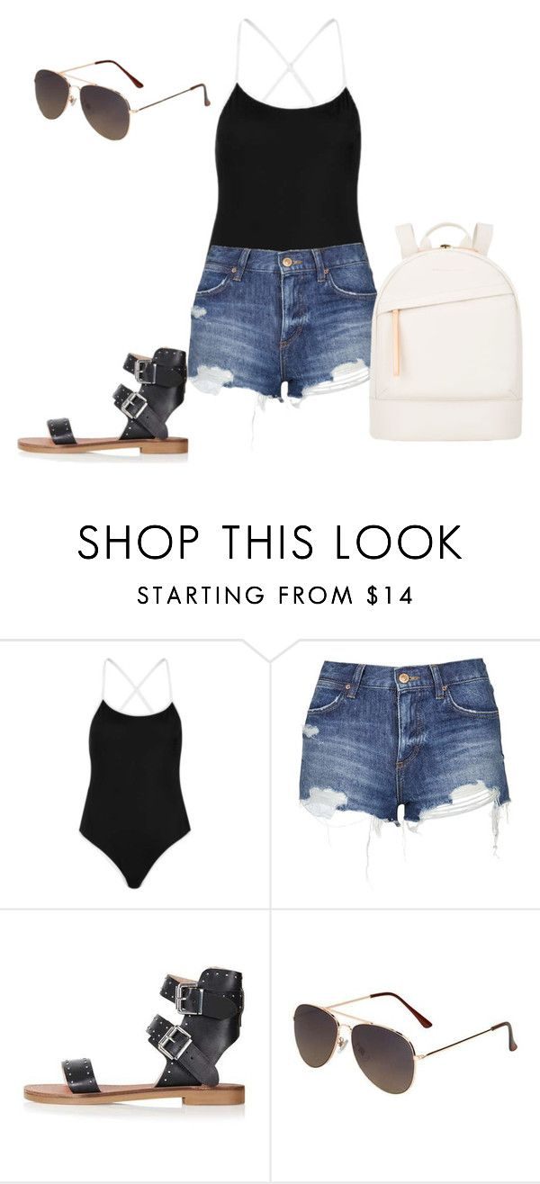 """Untitled #228"" by charlotte-down on Polyvore featuring Topshop and Want Les Essentiels de la Vie"