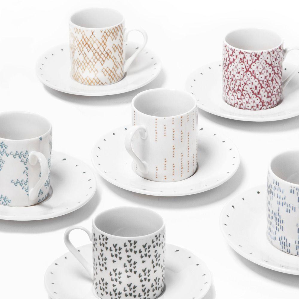 Coffee Cups. Colección HUTGESCHÄFT. La Sombrerería. MiClo