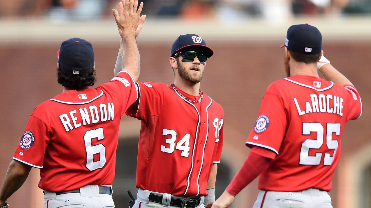 Nationals Expect Majority Of Roster Back For 2015 Season Washington Nationals Baseball Nationals Baseball Washington Nationals