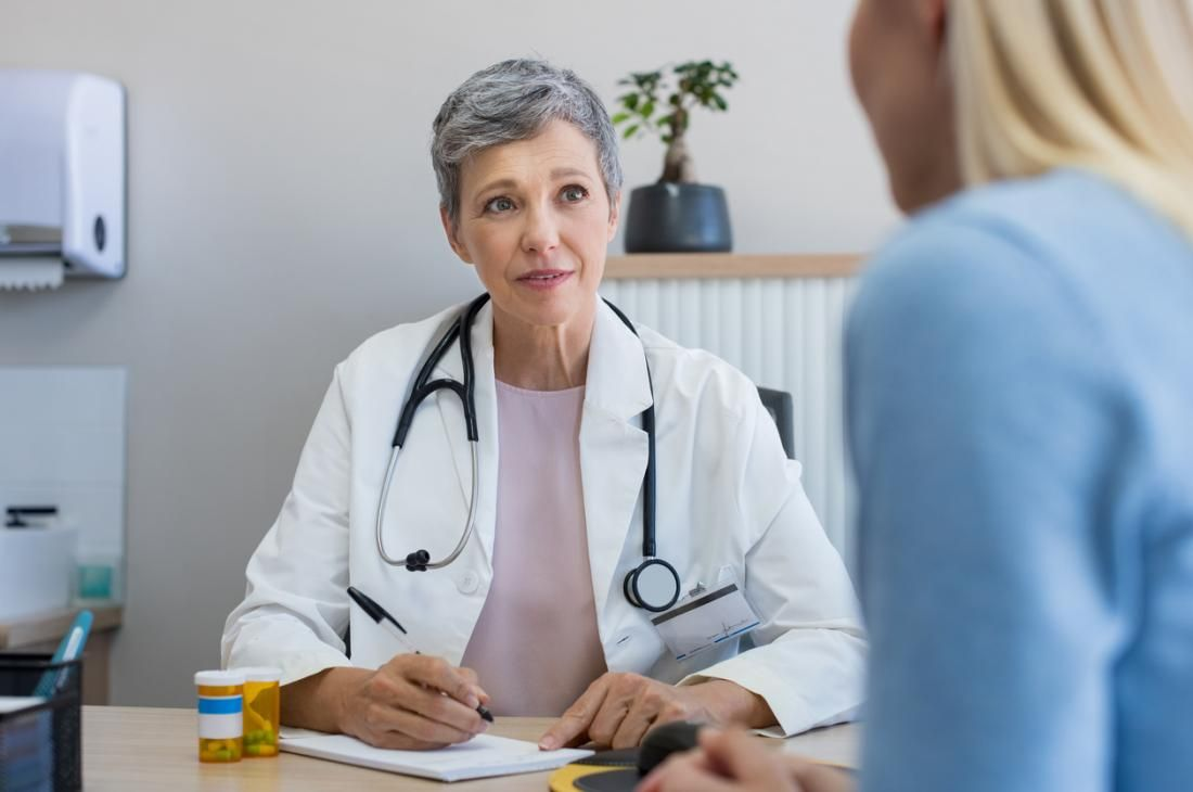 An Ob-Gyn, Or Obstetrician-Gynecologist, Is A Doctor Who -8242