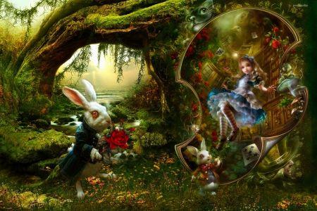 Fairy Tale Desktop Nexus Wallpapers Fairy Tales Fairytale Fantasies Abstract Backgrounds