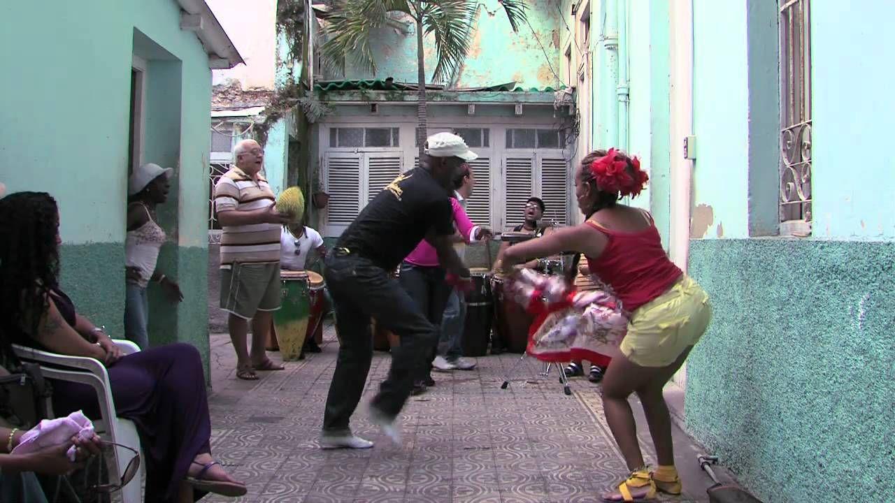 """Rumba Guaguancó -  """"El Solar de los 6"""" - Cultura de Cuba - viaDanza Tanz..."""