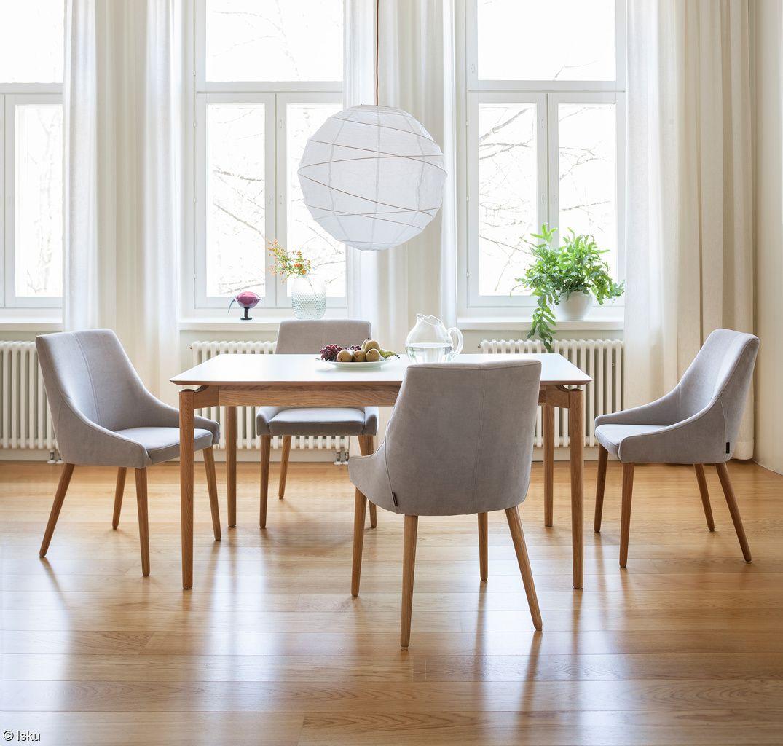 ruokaryhmä,isku,pohjanmaan kaluste | Table and chairs