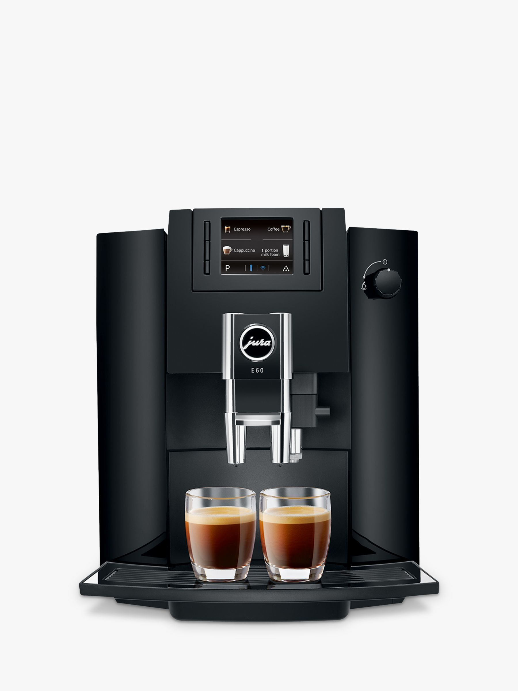 jura coffee maker how to use