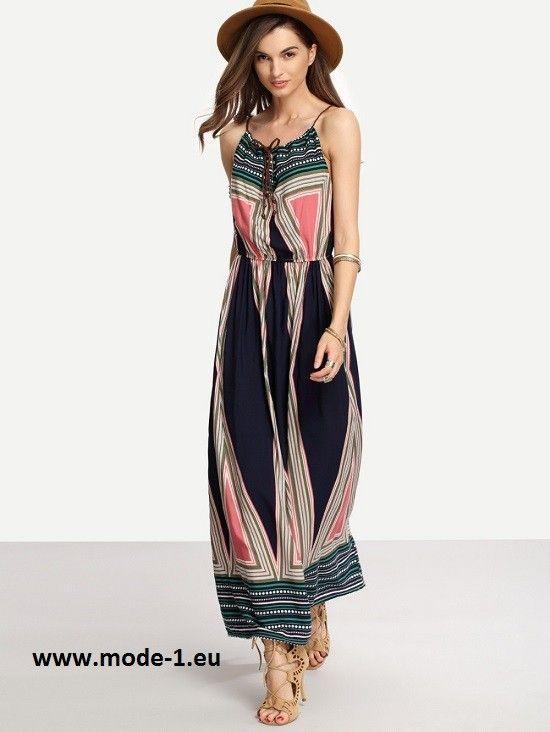 Boho Maxi Sommerkleid Online (mit Bildern) | Sommerkleid ...