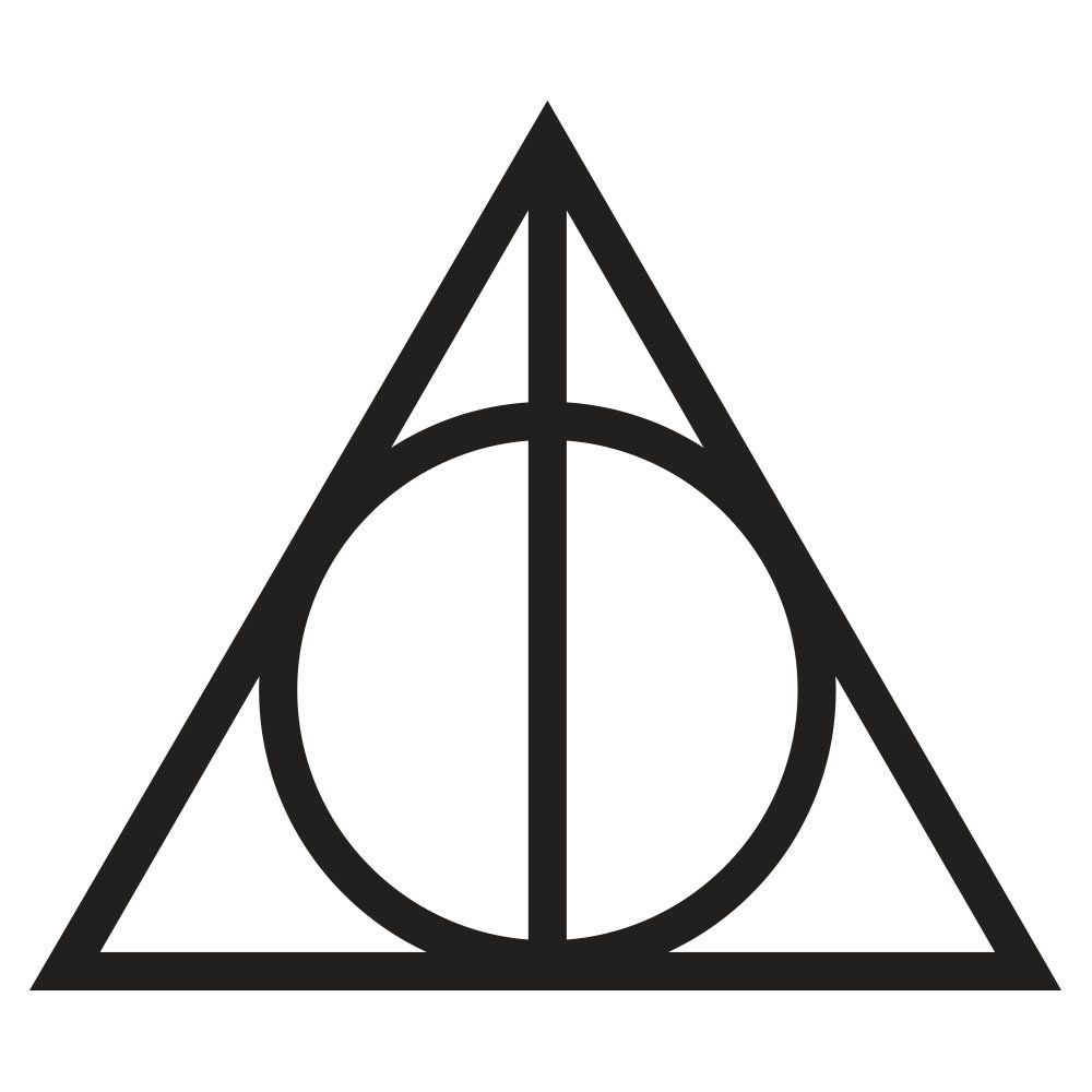 28 Harry Potter Pumpkin Stencils To Make Your Halloween More Spectacular Deathly Hallows Symbol Harry Potter Pumpkin Carving Harry Potter Stencils