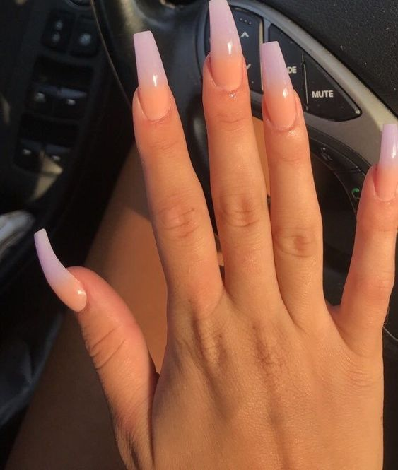 How Long Do Acrylic Nails Last And 14 Tips To Make Them Last Longer In 2020 Ballerina Nails Cute Acrylic Nails Pretty Acrylic Nails