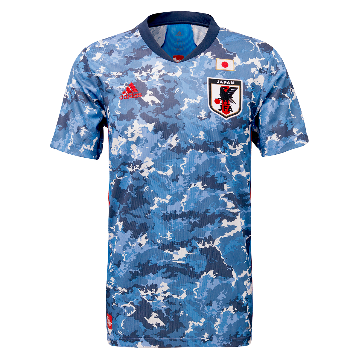 Adidas Japan Home Jersey 2020 L World Soccer Shop Soccer Shop Japan