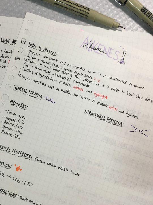 pinterest: nikkitrudeauuu | School | Study notes, College