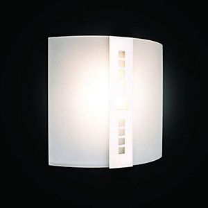 Wickes Barton Wall Light - 40W | Wall lights, Interior ...