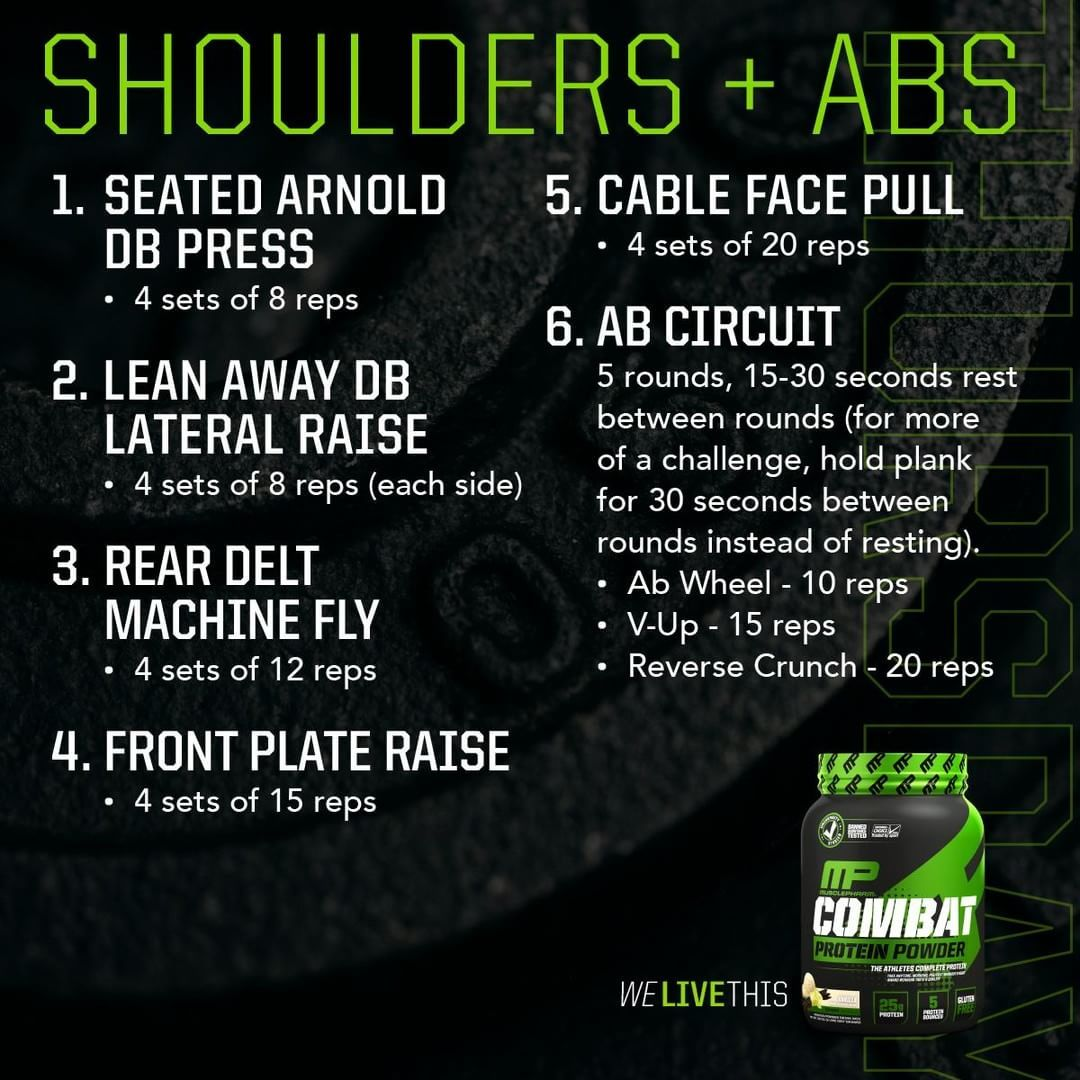 """MusclePharm on Instagram: """"