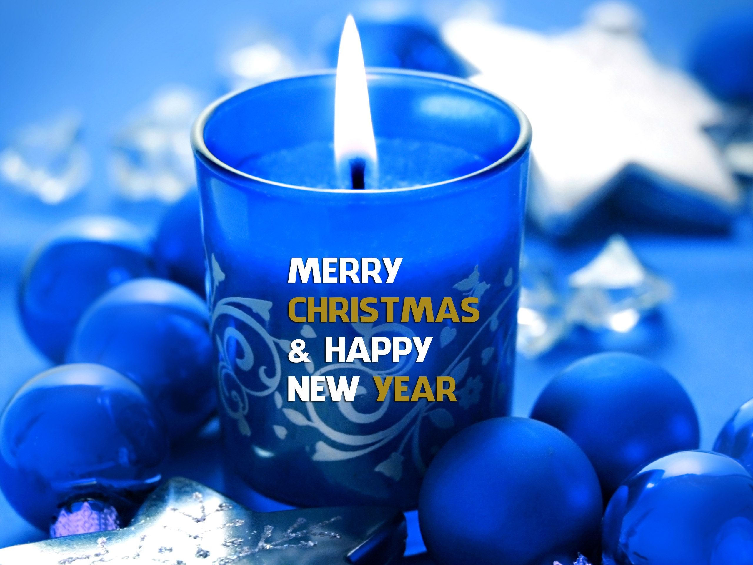 Merry Christmas And Happy New Year Wallpapers 4