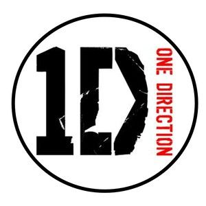 One Direction Cake One Direction Logo Edible Cake Topper
