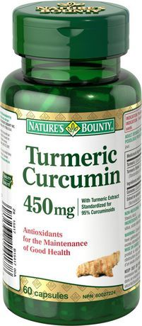 Natures Bounty Turmeric Curcumin 60 Capsules For Sale At Walmart