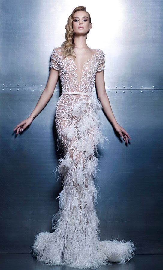 Ziad Nakad Haute Couture Elegance Vibes Collection @Maysociety ...