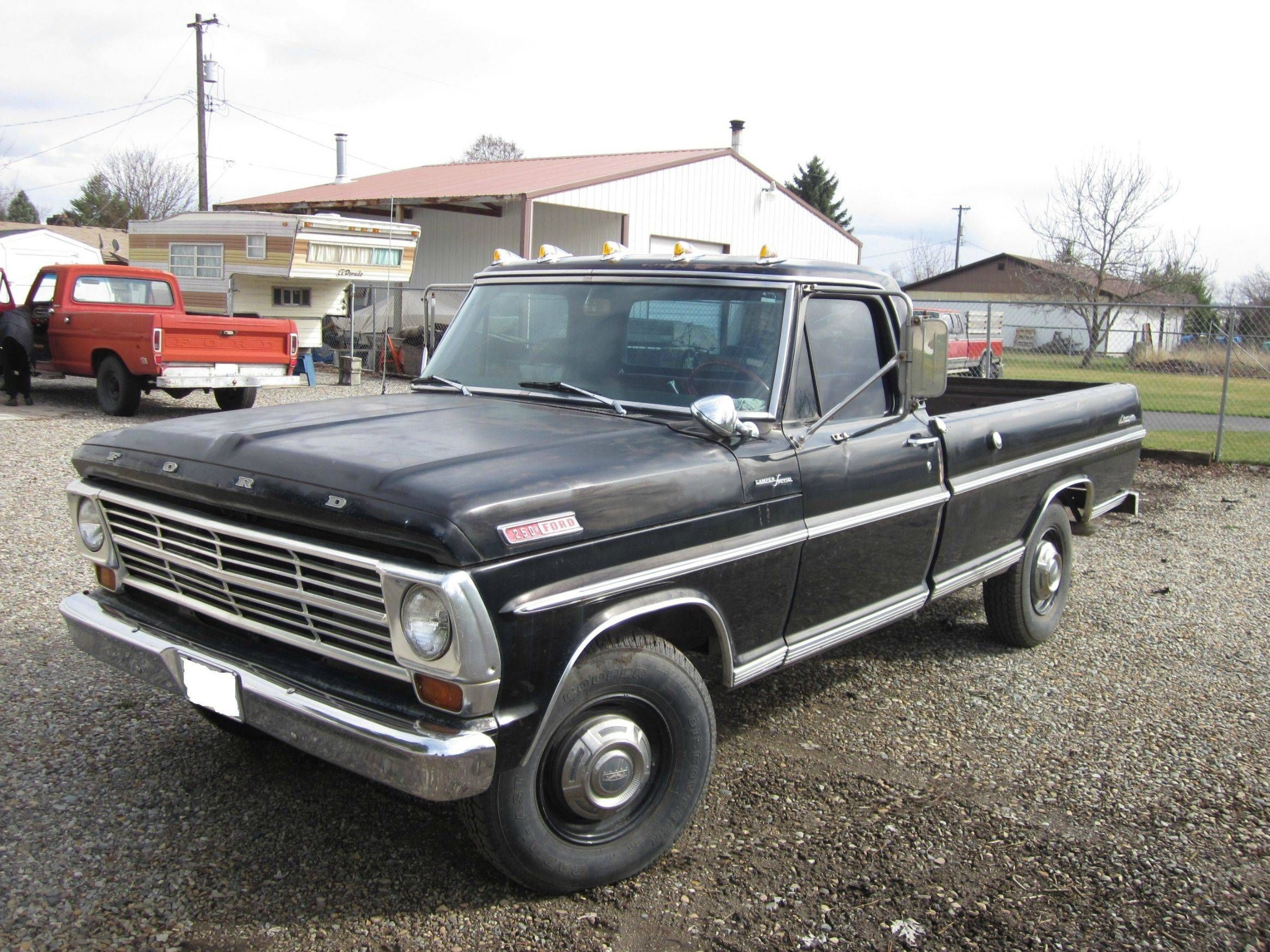 1967 Camper Special Ford Truck Enthusiasts Forums Ford Truck