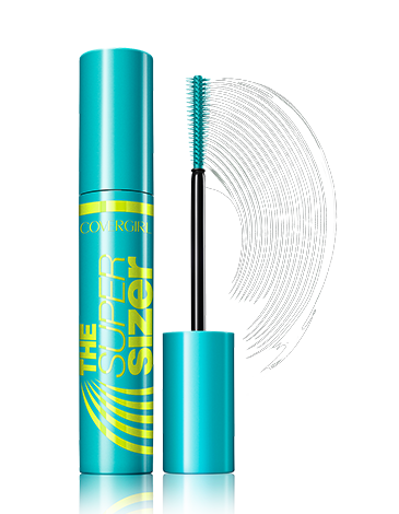 NEW! Review, B/A Comparison Photos: Cover Girl The Super Sizer by LashBlast Waterproof Mascara, Intensify Me Liquid Eye Liner - click below to see BEFORE/AFTER COMPARISON PHOTOS>