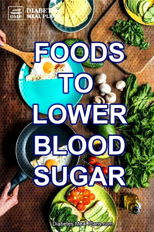 Foods to lower blood sugar | DMP