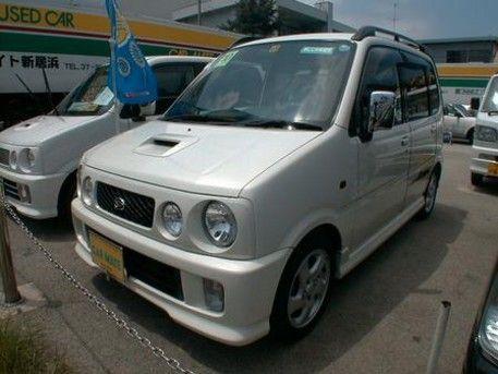 Daihatsu Move Lx 10 Daihatsu Kei Car Cars Trucks