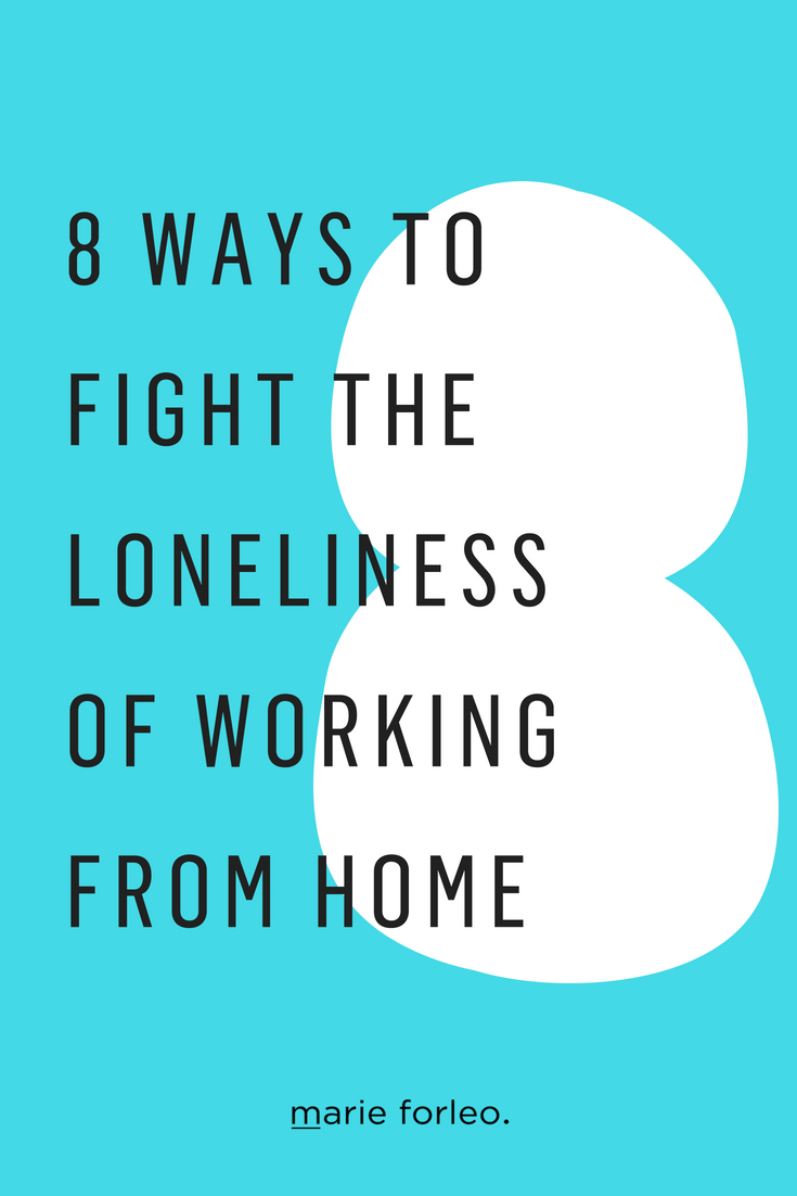 How to get through loneliness
