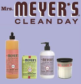 Product Review Mrs Meyer S Clean Day With Images Meyers