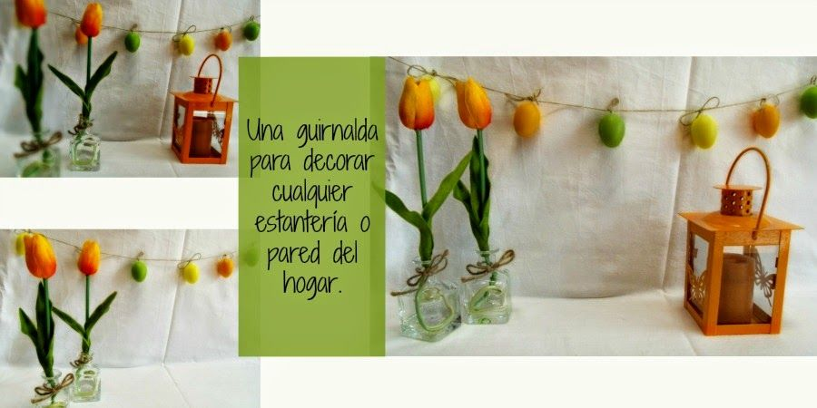 Ideas para decorar en Pascua