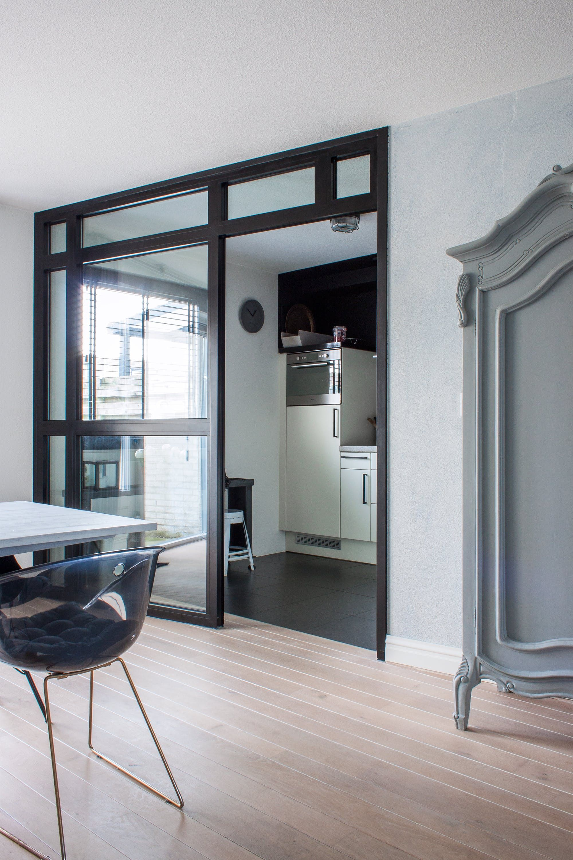 This Dutch Home Has The Perfect Moody Color Palette Home Condo