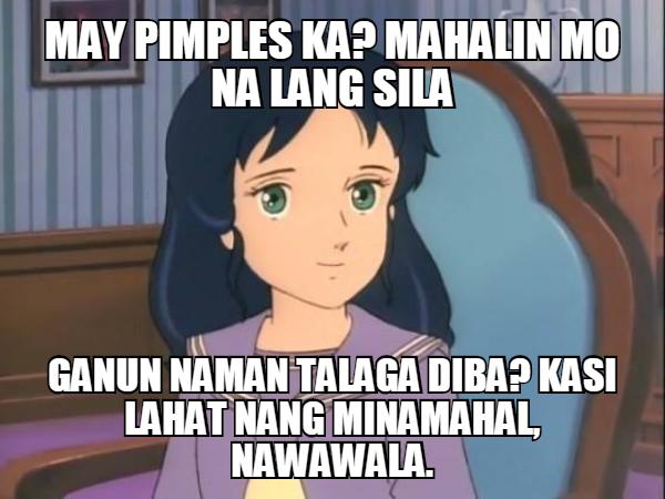 Princesse Sarah Est L Anime Japonais Qui M A Le Plus Marquee Dans Mon Enfance Ou J Ai Pu Decouvrir Le Hugot Lines Tagalog Funny Memes Tagalog Love Memes Funny